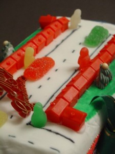 They liked the urban design training so much they baked Louise a cake!