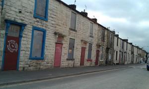 Property to be demolished on Abel Street