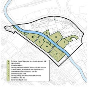 Sandygate Development Brief Sites