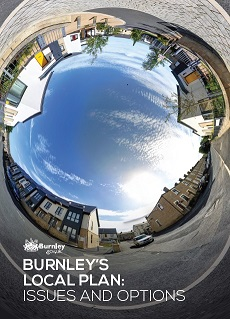 Burnley Local Plan Issues and Options January 2014 Cover