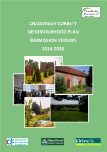 Chaddesley Corbett Neighbourhood Plan